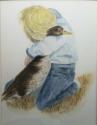 Boy & Goose (thumbnail)