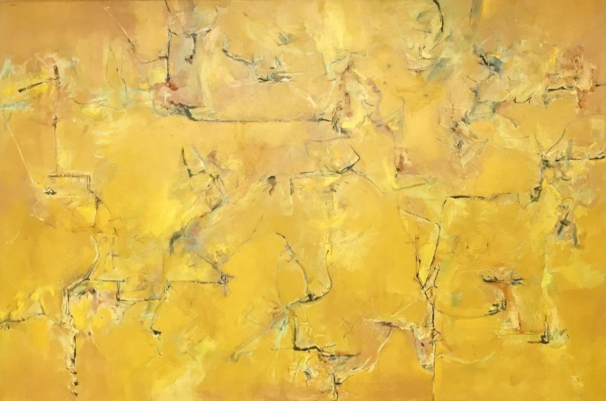 Balancing in Yellow (large view)