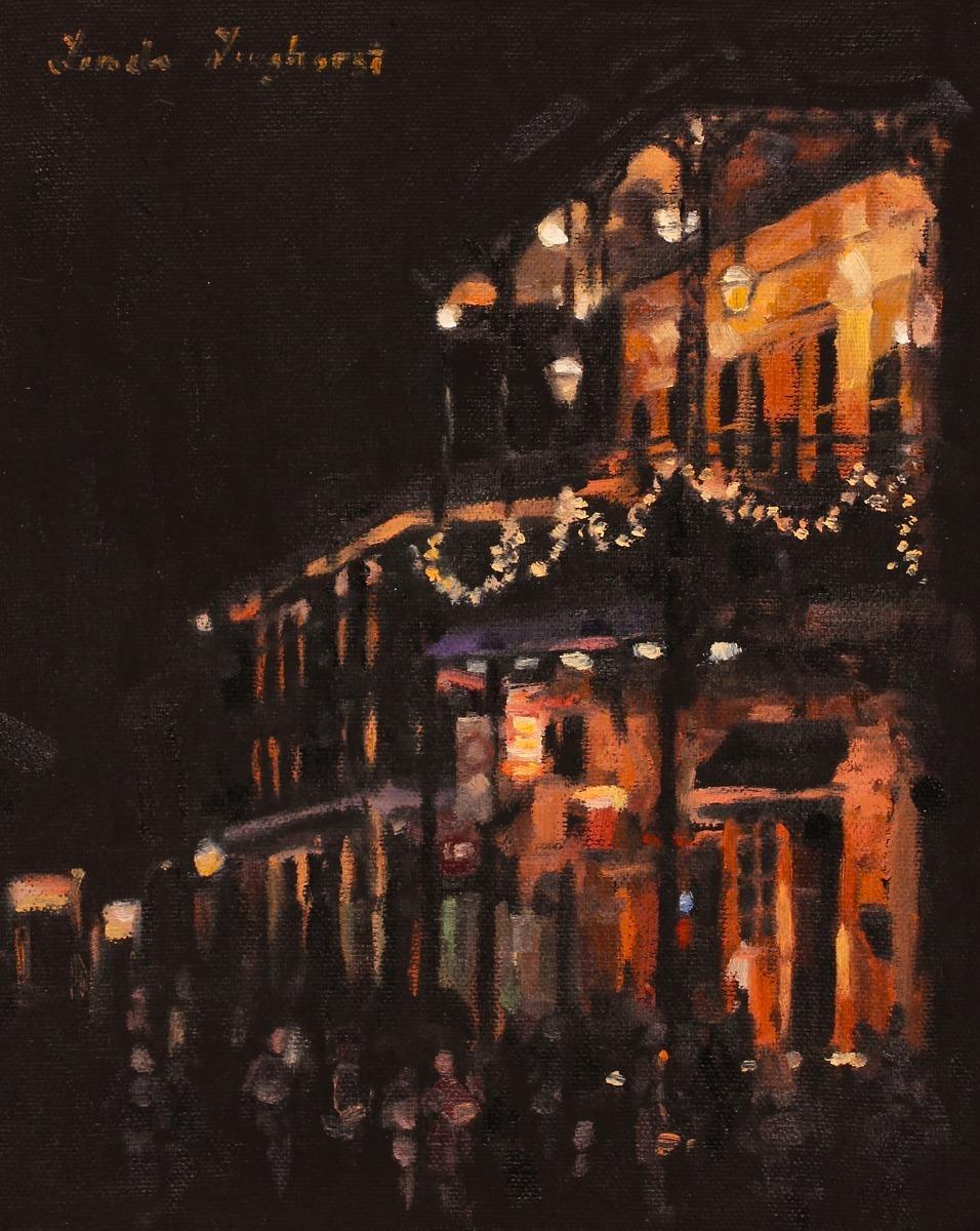 Bourbon Street at Night (large view)