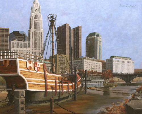 Santa Maria On The Scioto