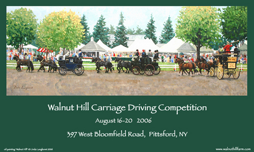 Walnut Hill 2006 — Print