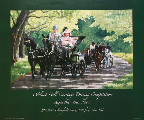 Walnut Hill 2007 — Print