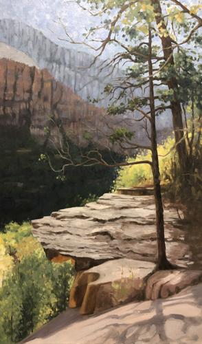 Cliff View (Zion National Park)