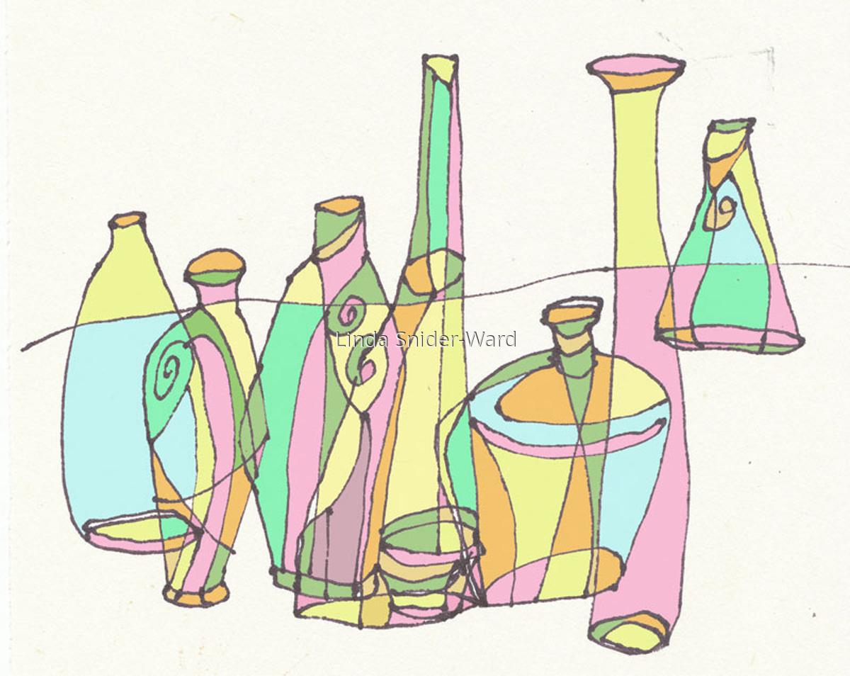 Bottles (large view)