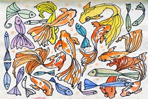 Doodle Fish (large view)