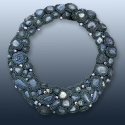 Blue Coral Collar (thumbnail)