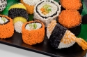 Sushi Sampler Detail (thumbnail)