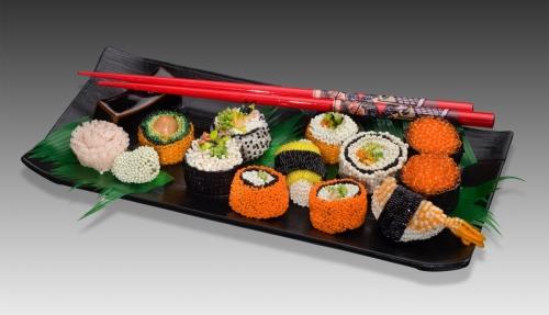 Sushi Sampler (thumbnail)