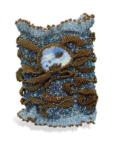Opal Sea Cuff