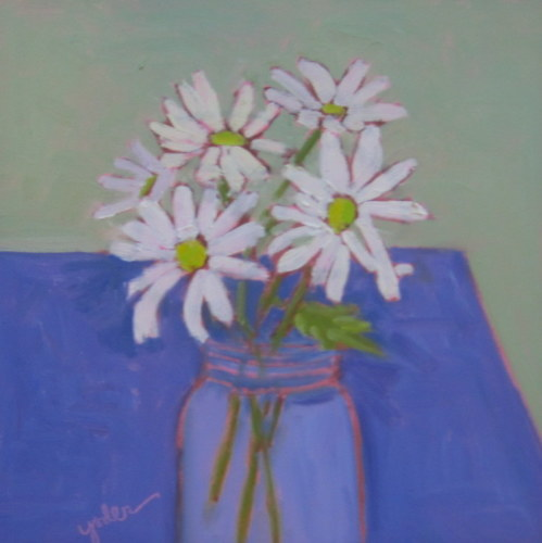 White Daisies (large view)
