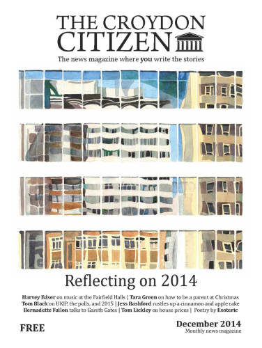 Croydon Citizen December Issue December 2014