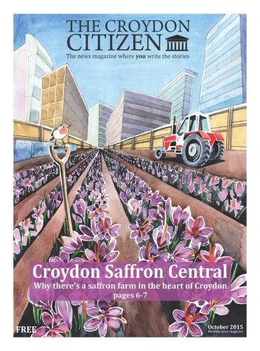 Croydon Saffron Central