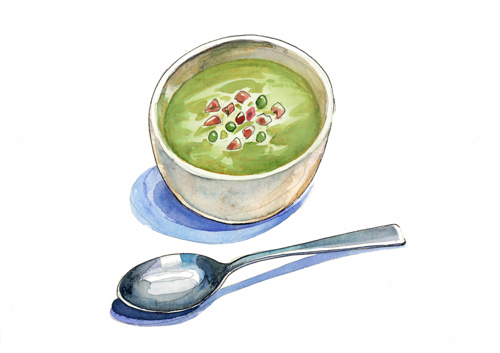 Ham and Pea Soup