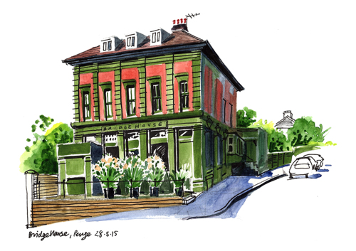 Bridge House Tavern, Penge