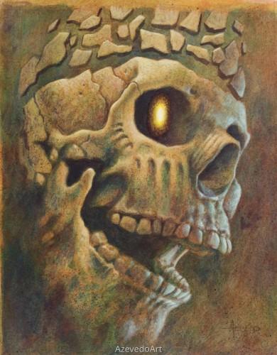 Lobotomy Skull 3