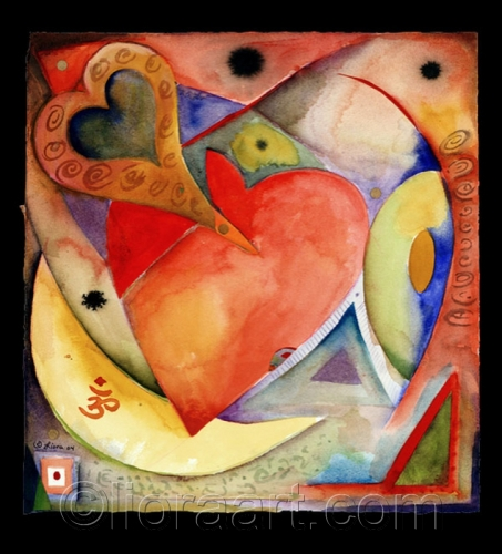 Heart and Soul  © Liora 2004