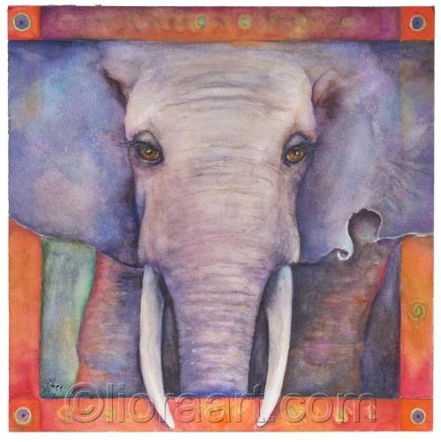 Franco the Elephant