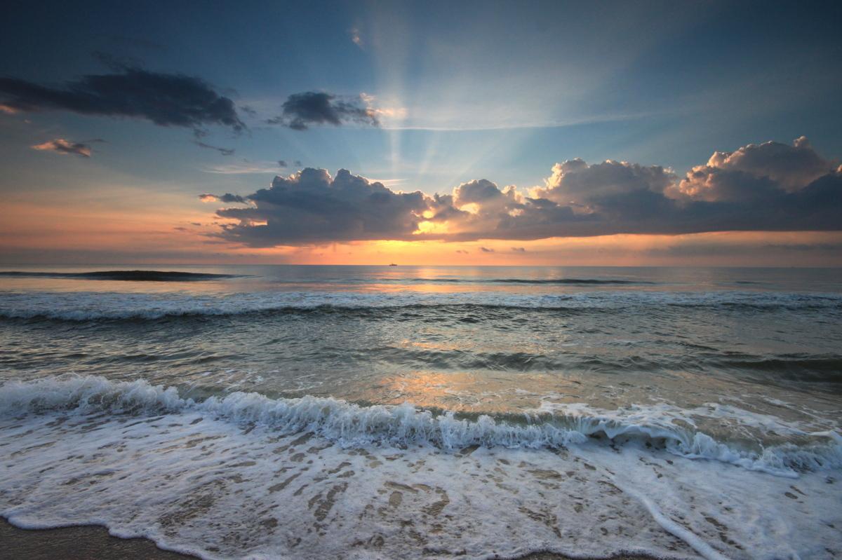 Morning Beams (large view)