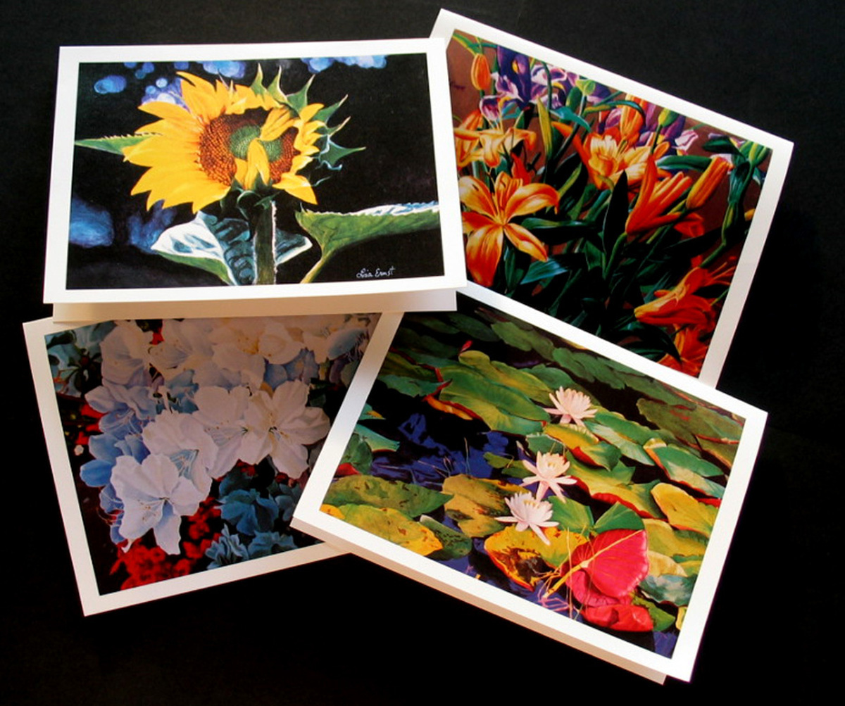 Assorted Note Cards (large view)