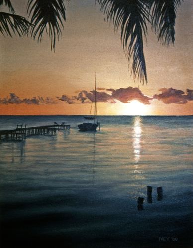 Sunrise, Belize