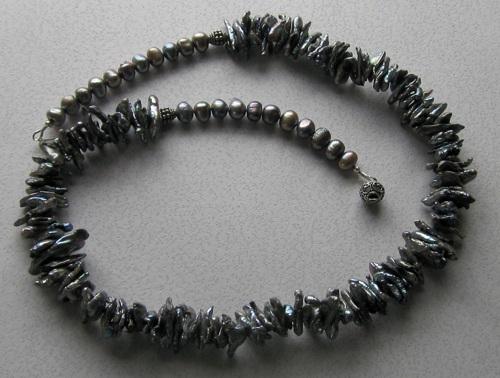 Beyond Baroque Peacock Pearls