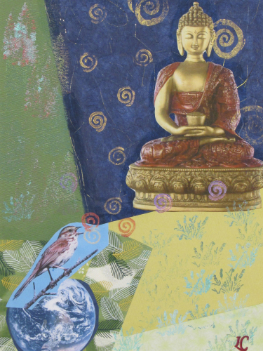 Bird Song with Buddha