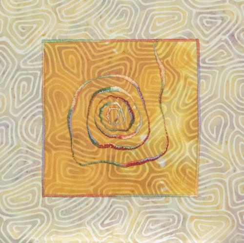 Small Spiral - Multicolored #2