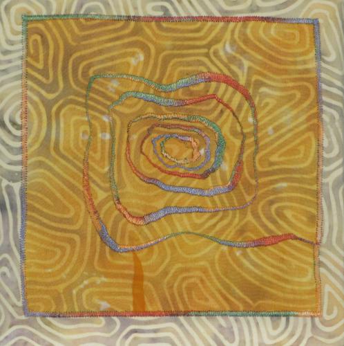 Small Spiral - Multicolored #1