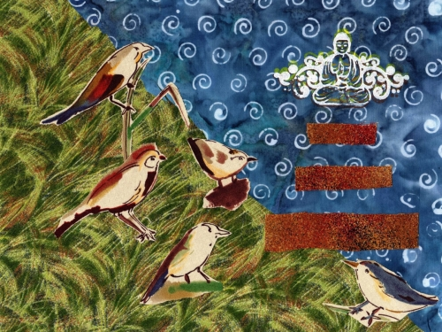 Buddha Birds