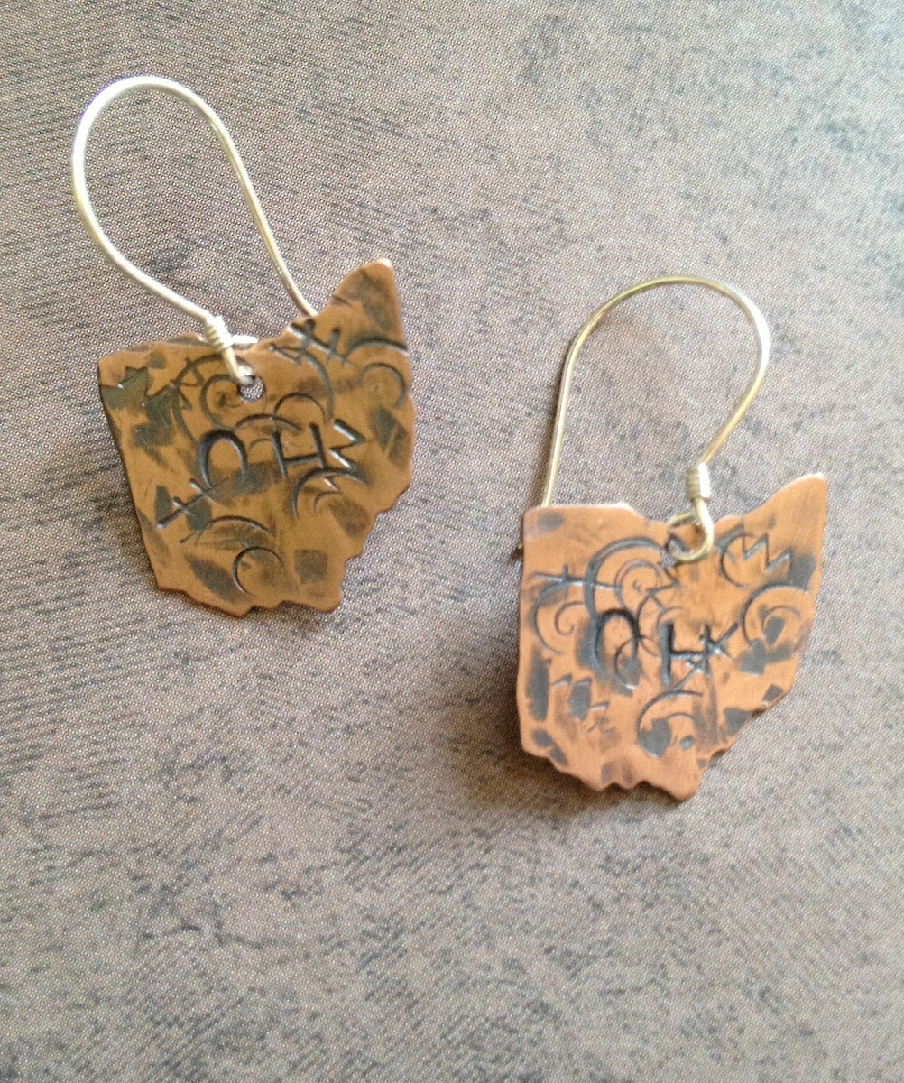 Ohio Earrings 4 (large view)