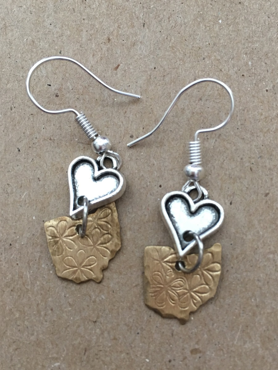 Ohio Earring 19 (large view)
