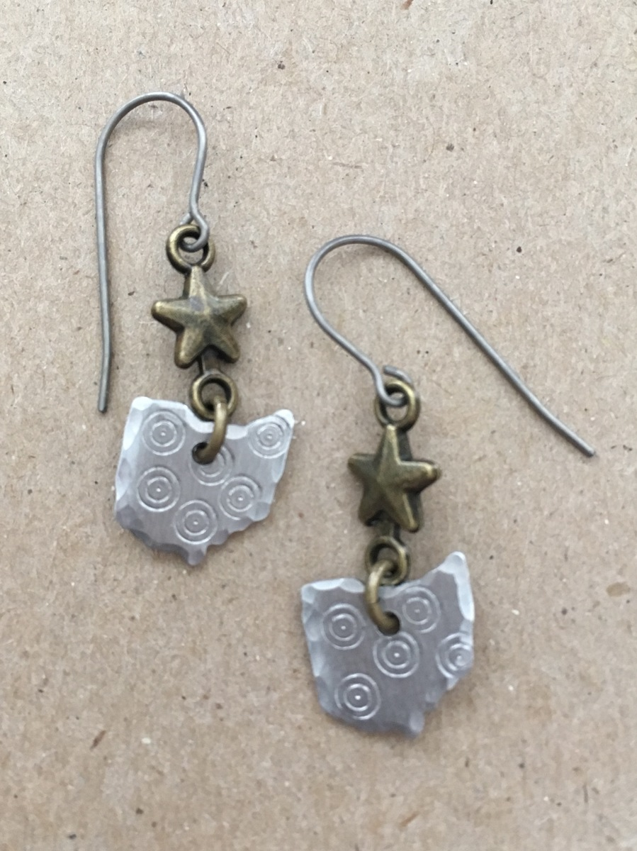 Ohio Earring 26 (large view)