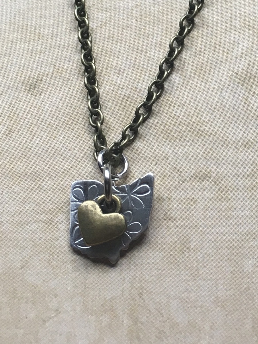 Tiny Ohio Necklace 8 (large view)