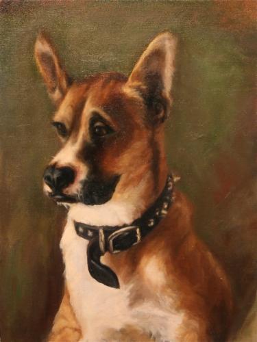 Hugo, Portrait of a Good Dog