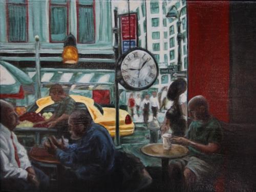 Coffee Break on 5th Ave
