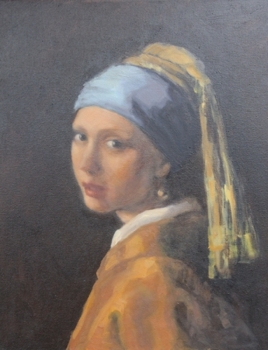 Vermeer study