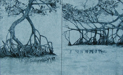 Mangroves by Leah K. Tomaino