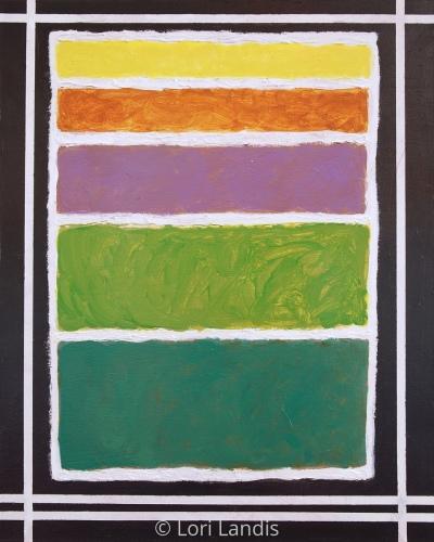 Rothko's color