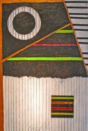 Mondrian Impression