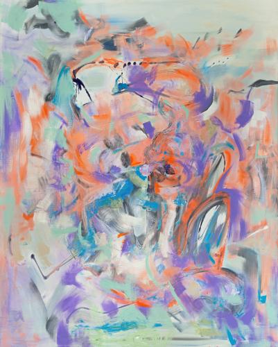 Butterfly Birthing by Letourneau Fine Art