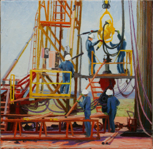 Oil Painting (large view)