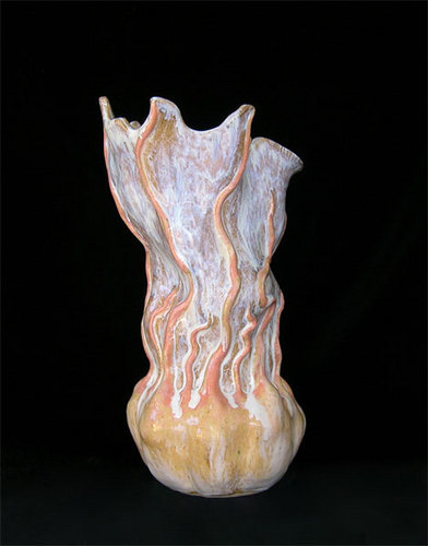 Large Jellyfish Vase