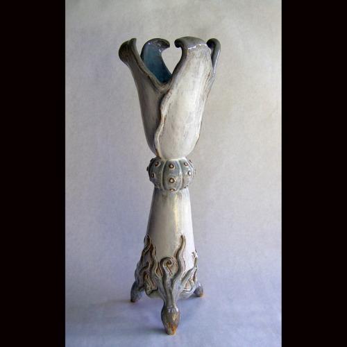 3 Octopus Vase