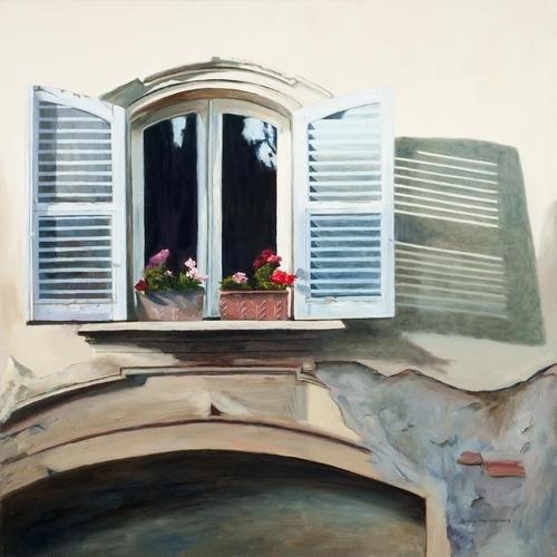 Window in Firenze