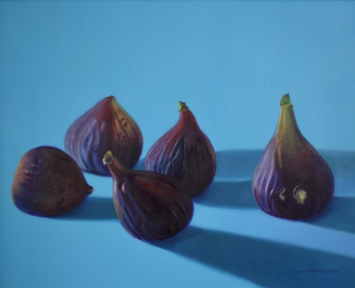 Figs by Louise Morin Dichard