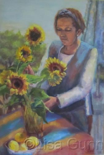 Marlena's Sunflowers
