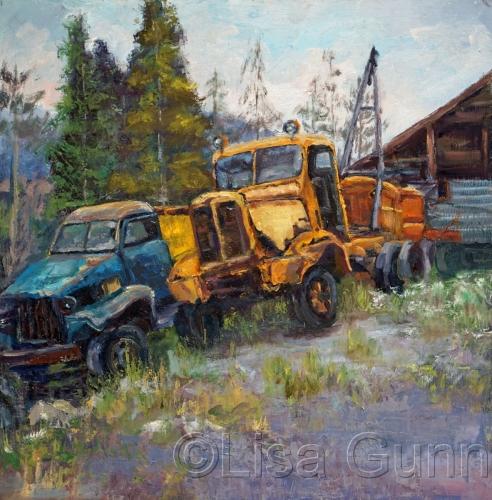 Boneyard Trucks