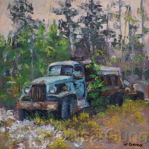 Boneyard Truck III