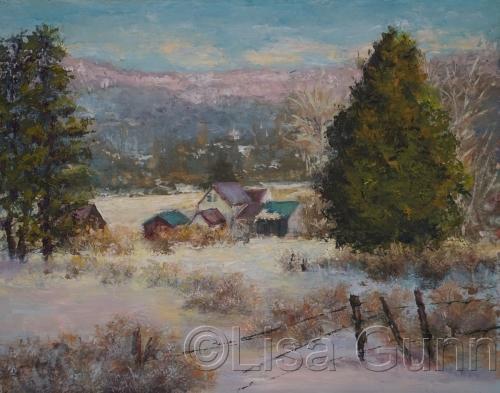 Sierraville Winter