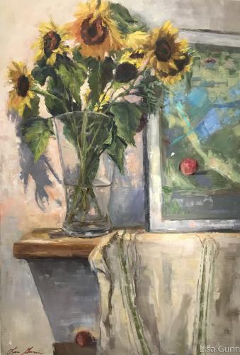 Sunflowers at Peet's